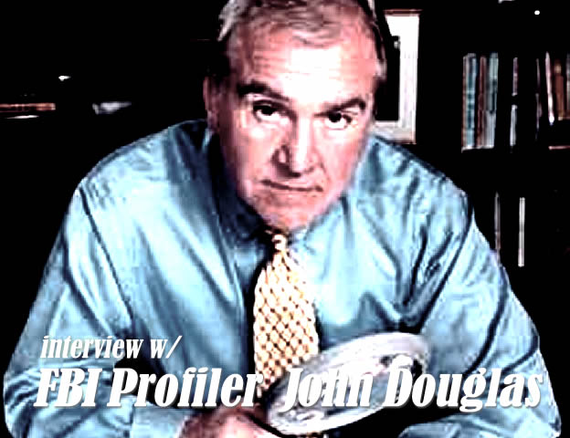 Interview with FBI Profiler John Douglas (1996)