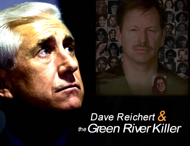 Dave Reichert and the Green River Killer (2005)