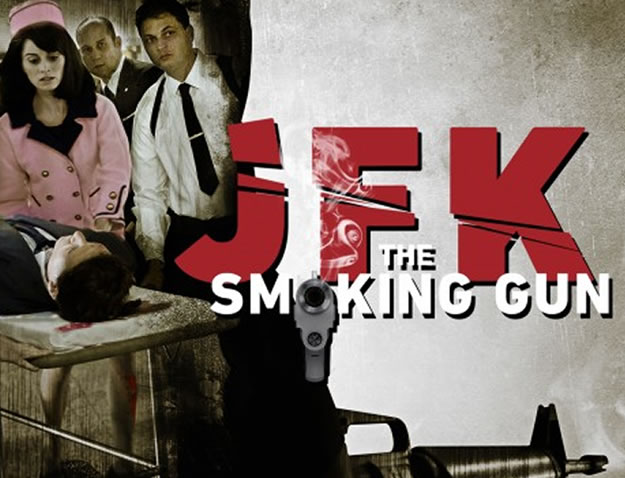 JFK-The-Smoking-Gun